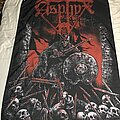 Asphyx - Other Collectable - Asphyx poster flag