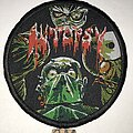 Autopsy - Patch - Autopsy Severed Survival circle patch