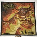Vader - Patch - Vader Go To Hell patch