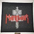 Manowar - Patch - Manowar Sign Of The Hammer patch