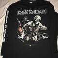 Iron Maiden - TShirt or Longsleeve - Iron Maiden A Matter Of Life And Death longsleeve