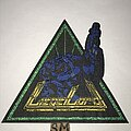 Liege Lord - Patch - Liege Lord Master Control cut out patch