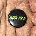 Overkill - Pin / Badge - Overkill button