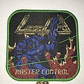 Liege Lord - Patch - Liege Lord Master Control patch green border