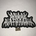 Anaal Nathrakh - Patch - Anaal Nathrakh embroidered patch