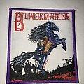 Blackmayne - Patch - Blackmayne ST patch purple border