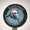 Candlemass - Patch - Candlemass Epicus Doomicus Metallicus circle patch