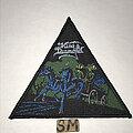 King Diamond - Patch - King Diamond Abigail triangle patch