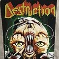 Destruction - Patch - Destruction back patch