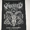 Aborted - Patch - Aborted God Of Nothing patch