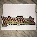 Judas Priest - Patch - Judas Priest back shape