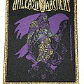 Unleash The Archers - Patch - Unleash The Archers Shadow Guide patch gold glitter border