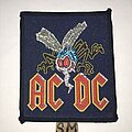 AC/DC - Patch - AC/DC Fly On The Wall patch