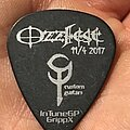 Possessed - Other Collectable - Possessed guitar pick