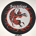 Sortilege - Patch - Sortilege EP patch