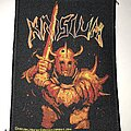 Krisiun - Patch - Krisiun The Great Execution patch