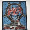 Slayer - Patch - Slayer Altar Of Sacrifice patch