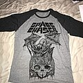 Space Chaser - TShirt or Longsleeve - Space Chaser Insectocaust raglan