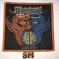 Possessed - Patch - Possessed Beyond The Gates patch red border