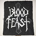Blood Feast - Patch - Blood Feast embroidered patch