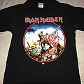 Iron Maiden - TShirt or Longsleeve - Iron Maiden The Trooper shirt