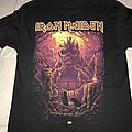 Iron Maiden - TShirt or Longsleeve - Iron Maiden Book Of Souls tour shirt 2017