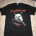 Candlemass - TShirt or Longsleeve - Candlemass Epicus Doomicus Metallicus shirt songs on back version