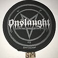 Onslaught - Patch - Onslaught circle patch