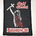 Ozzy Osbourne - Patch - Ozzy Osbourne Blizzard Of Oz patch