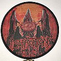 Suffocation - Patch - Suffocation Blood Oath patch