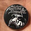 King Diamond - Pin / Badge - King Diamond button