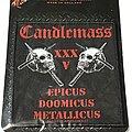 Candlemass - Patch - Candlemass Epicus Doomicus Metallicus 35 years patch