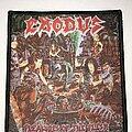 Exodus - Patch - Exodus Pleasures Of The Flesh patch