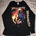 Megadeth - TShirt or Longsleeve - Megadeth longsleeve