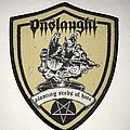 Onslaught - Patch - Onslaught Planting Seeds Of Hate shield patch