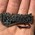 Possessed - Pin / Badge - Possessed pin