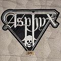 Asphyx - Patch - Asphyx back shape