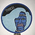 Torch - Patch - Torch ST circle patch blue border
