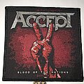 Accept - Patch - Accept Blood Of The Nations patch