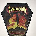 Benediction - Patch - Benediction Subconscious Terror patch