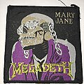 Megadeth - Patch - Megadeth Mary Jane patch