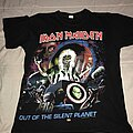 Iron Maiden - TShirt or Longsleeve - Iron Maiden Out Of The Silent Planet shirt
