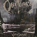 Obituary - Patch - Obituary World Demise back patch