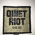 Quiet Riot - Patch - Quiet Riot III patch