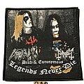 Euronymous - Patch - Dead/Euronymous remembrance patch
