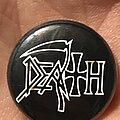 Death - Pin / Badge - Death button