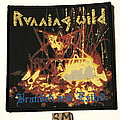 Running Wild - Patch - Running Wild Branded And Exiled patch