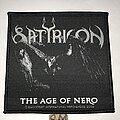 Satyricon - Patch - Satyricon The Age Of Nero patch