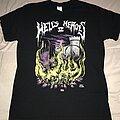 Razor - TShirt or Longsleeve - Hell's Heroes II festival shirt 2019