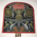 Vader - Patch - Vader The Ultimate Incantation patch red border